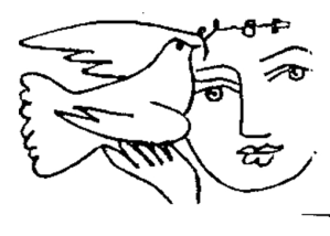 BAF_Taube antimil Frieden