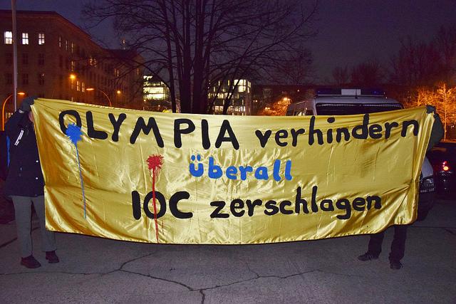 Olympiabewerbung Von Berlin Uwe Hiksch Bloggt
