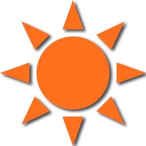 Wendlandsonne Orange ohne Outline