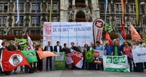 Pressebild Stop TTIP