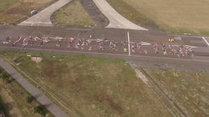 TTIP Aktion Tempelhofer Feld