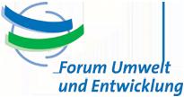 forum umwelt entwicklung