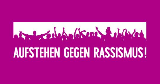 aufstehen gegen rassismus antira